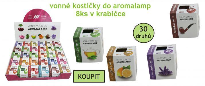Svíčky od českého výrobce